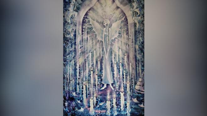 """Выставка """"Мир в символах"""""""