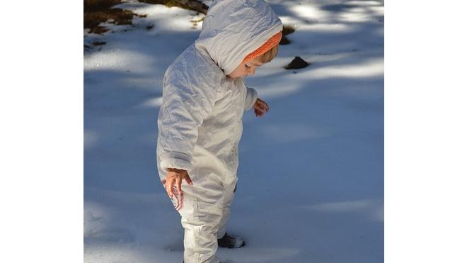 В Хабаровском крае 3-летний ребенок выбрался морозной ночью из тайги