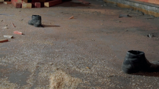 В Ленобласти нашли труп мужчины с черным пакетом на голове