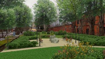 Жителям Кронштадта предложили выбрать, какую территорию благоустроить в первую очередь
