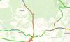 Новоприозерское шоссе стоит в 10-километровой пробке