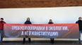 В Петербурге прошёл митинг, посвящённый экологическим ...