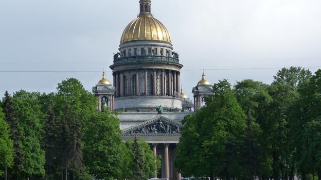 Петербуржцы игости города смогут посетить закрытуюбалюстраду Исаакиевского собора