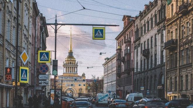 МЧС предупредили петербуржцев о резком усилении ветра