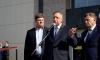 Медведев поздравил нового петербургского губернатора
