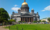 Петербург стал самым популярным у иностранцев городом России