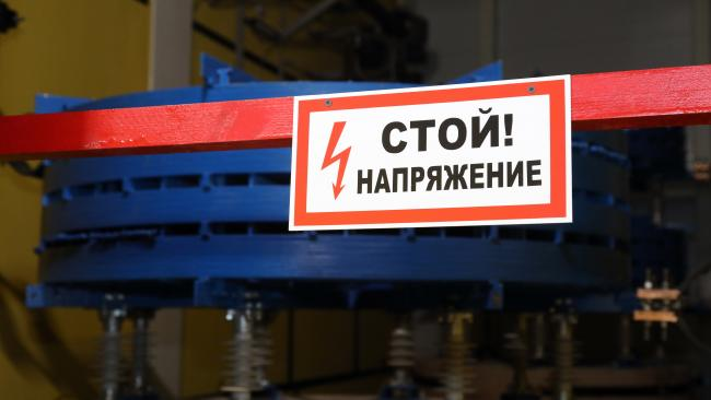 """В Приморском районе введена распределительная подстанция """"Каменка"""""""