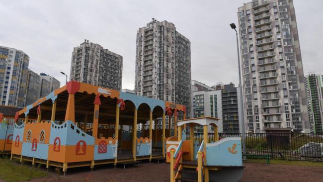 В январе-апреле ввод жилья в Ленобласти составил 1,15 млн квадратных метров