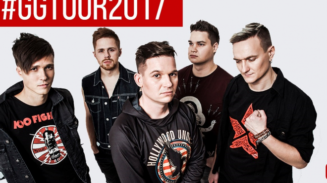 Группа КОПЕНGАGЕН в прямом эфире PiterTV