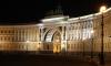 Новогоднее мультимедийное шоу ограничит движение в центре Петербурга