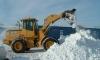 За зимний период во Фрунзенском районе вывезли 21 тысячу кубометров снега