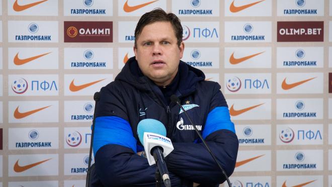 """Радимов поделился мнением о шансах Кокорина вернуться в """"Зенит"""""""