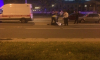 """ДТП в Невском районе: """"БМВ"""" сбил пожилую женщину на пешеходном переходе"""