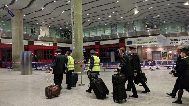 В Пулково приземлился самолет из Таиланда с россиянами