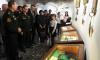 Виктор Золотов и Александр Дрозденко оценили обновленный спортзал в 33-й бригаде Росгвардии в Лебяжьем