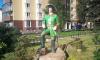 На Новоколомяжском проспекте появился Петр I