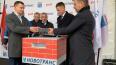 В Ленобласти начали строительство Балтийского вагоноремо...