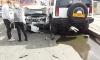 Беременная женщина попала в больницу после ДТП со свадебным лимузином