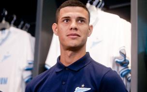 """Защитник """"Зенита"""" Йордан Осорио откроет в Венесуэле футбольную школу"""