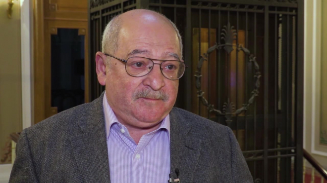 Лев Лурье предложил вспомнить имена всех погибших в блокаду Ленинграда людей