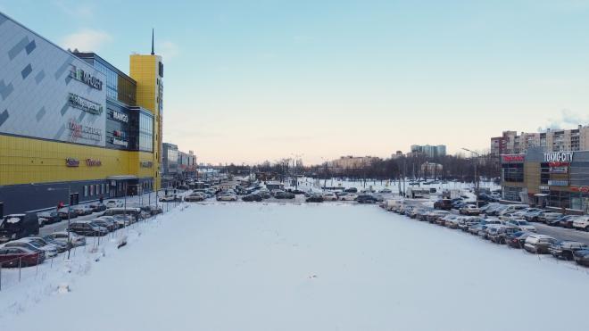В Петербурге ищут подрядчиков для строительства трех перехватывающих автостоянок