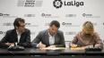 Сезон в чемпионате Испании по футболу могут завершить ...