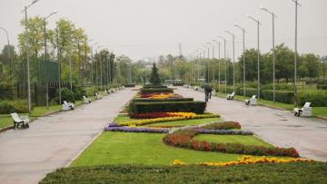 В Петербурге прошел конкурс «Парад садов»