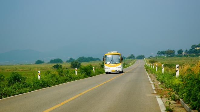 С 20 апреля свой маршрут возобновляют пригородные автобусы