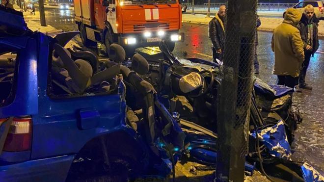 Полиция проводит проверку после ДТП с погибшим водителем на Ушинского