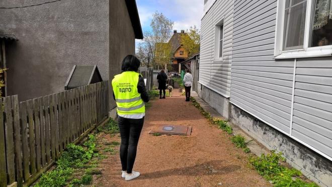 В Выборгском районе проверили соблюдение пожарной безопасности многодетными семьями