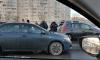 На Ленинском проспекте автомобилисты открыли стрельбу из-за дорожного конфликта