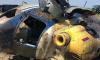 В Адыгее рухнул вертолет Ми-2