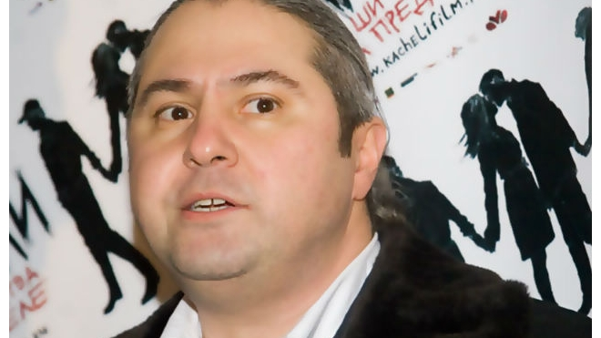 Петербургский кинорежиссер Дмитрий Месхиев жестоко избил экс-жену Кристину Кузьмину