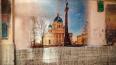 В переулке Радищева появилось новое граффити с Троице-Из...