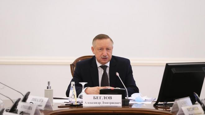 Беглов добавит деньги на метро и транспортную реформу в 2021 году