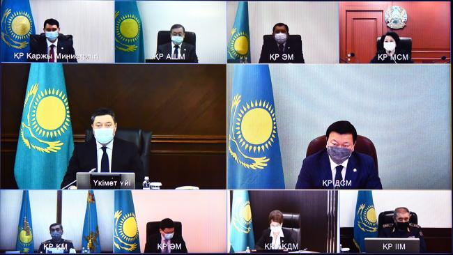 Казахстан намерен с 1 февраля начать массовую вакцинацию против COVID-19