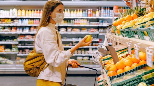 За год цены на продукты в Петербурге подскочили на 8%