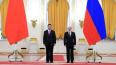 Путин заявил, чтоРоссияи Китай намереныразвивать ...