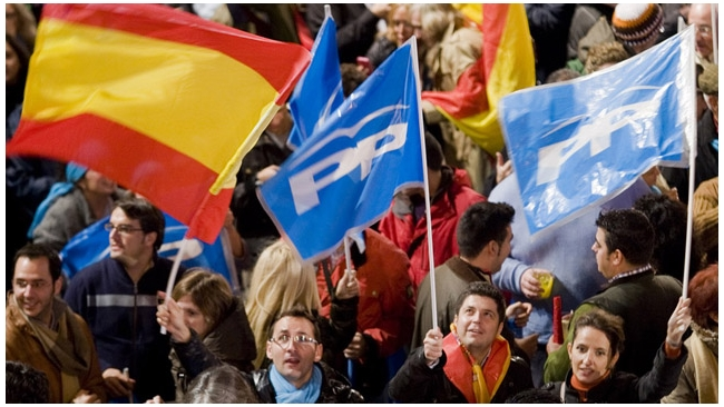 Испания сменила партию власти из-за кризиса