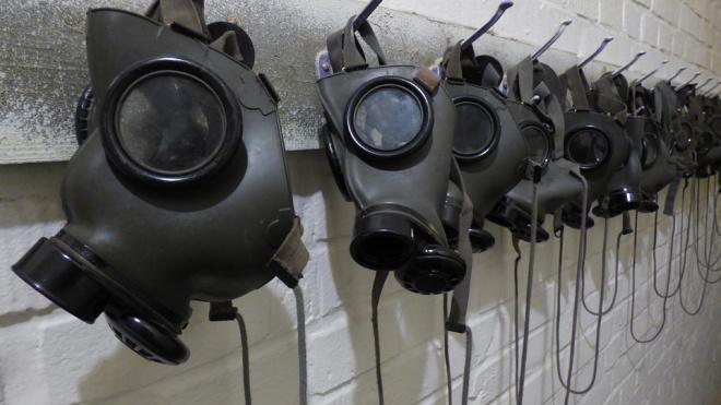 Петербуржцы пожаловались на едкий химический запах в Купчино