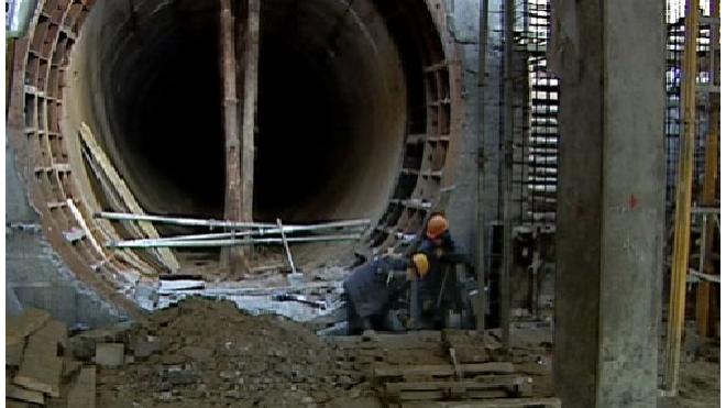 К 2018 году откроются станции метро Театральная и Большой проспект