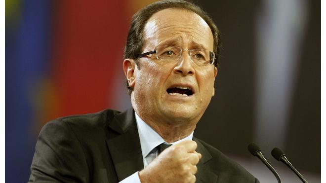Президент Франции Олланд проигнорирует Олимпиаду в Сочи