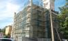 В Петергофе у четырех зданий-памятников отреставрируют фасады