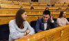 Глава региона Александр Дрозденко наградил талантливую молодежь Выборга