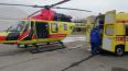Мужчину и мальчика госпитализировали вертолётом в ...