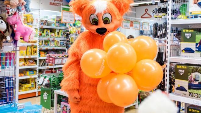 """На праздничном открытии магазина """"Галамарт"""" любой второй товар будет стоить 1 рубль"""