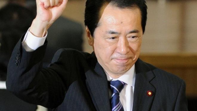 Премьер-министр Наото Кан пожертвует свою зарплату на нужды Японии