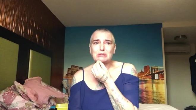 Шинейд О`Коннор: мать насиловала меня до своей смерти