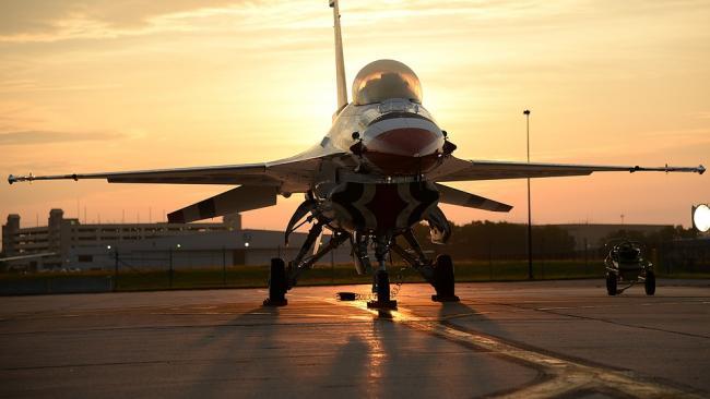 ВВС США проведут испытание авиационного лазера в 2024 году