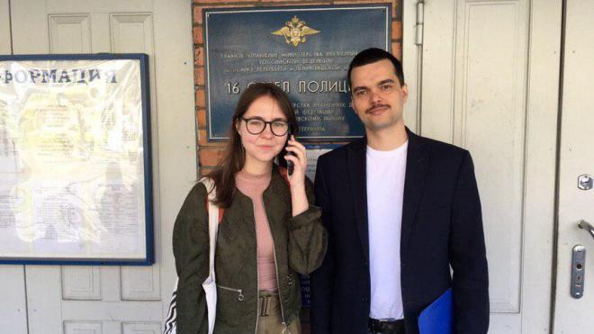 В Петербурге задержали замглавы штаба Навального